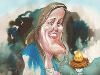 Financial services minister Kelly O'Dwyer has arguably helped more Australians than Treasurer Scott Morrison.