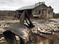 Bushfires Melbourne