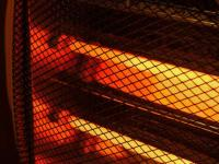 Improper use of heaters
